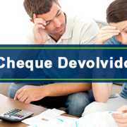 Cheque devolvido